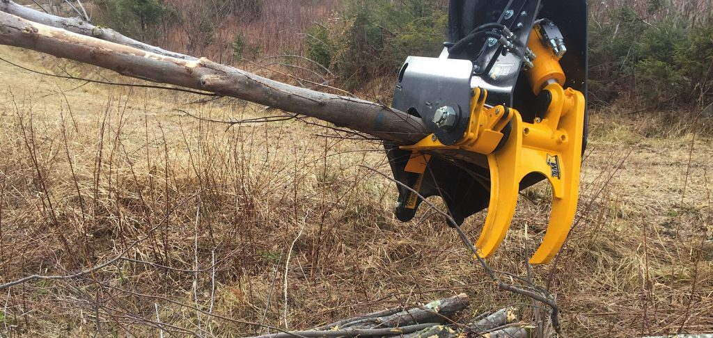 TMK Tree Shear – Little Mule Equipment